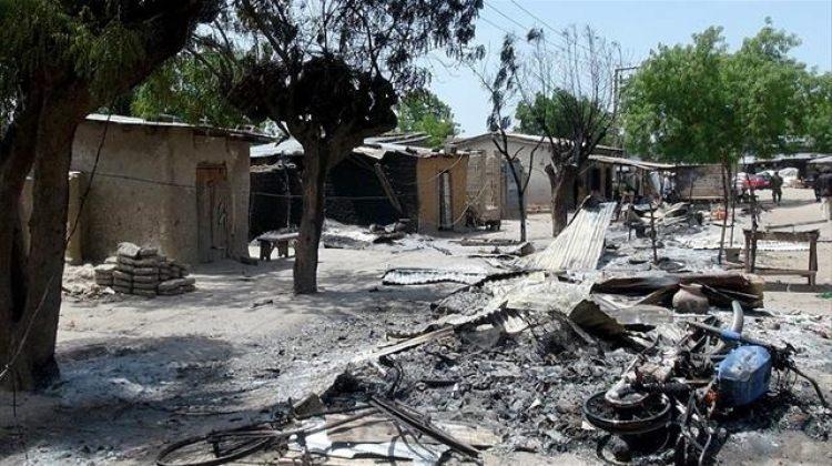 Nijerya'da bombalı saldırı: 2 ölü, 3 yaralı