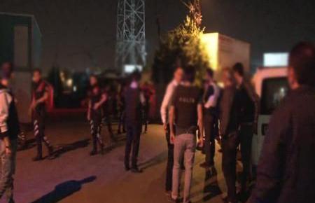 Ümraniye'de silahlar konuştu : 3 yaralı