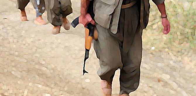 Gri listede aranan sözde Kendal alan sorumlusu terörist öldürüldü