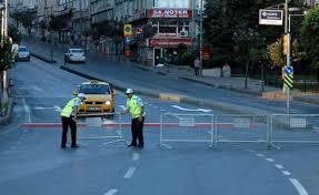Adalet Yürüyüşü için İstanbul'da kapalı yollar!