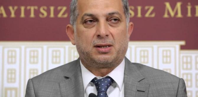 AK Partili vekilden Ahmet Şan'ın serbest bırkakılmasına tepki
