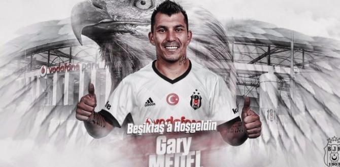 Beşiktaş transferi açıkladı! İşte detaylar…