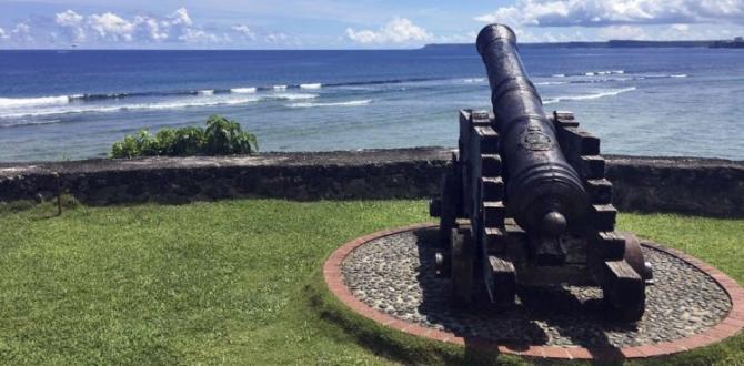 Guam'da gergin bekleyiş Işığa bakmayın! Füze saldırısına broşürlü koruma