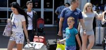 Gurbetçi turist sayısında artış