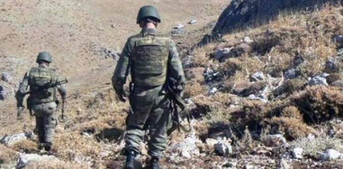 Kışlada şok.. Aranan askerin cesedi ayakları zincirle bağlı şekilde bulundu