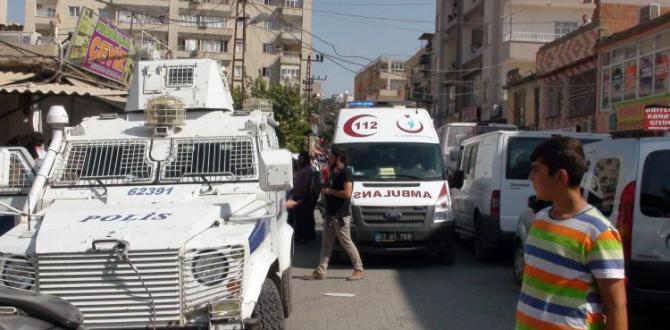 Kızıltepe'de silahlı kavga! Yaralılar var