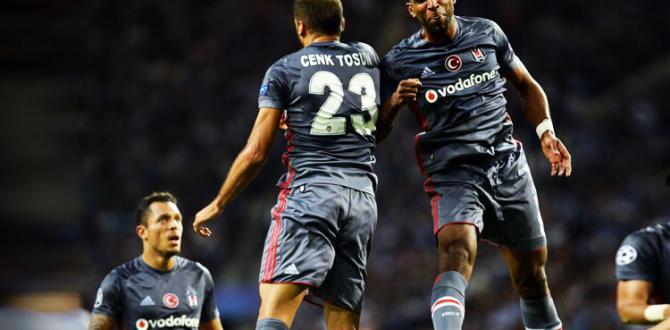 Beşiktaş'tan muhteşem başlangıç!