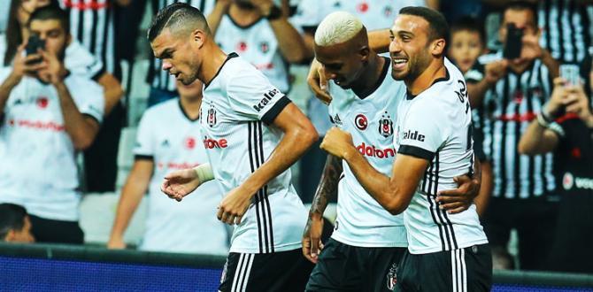 Beşiktaş tıkır tıkır!
