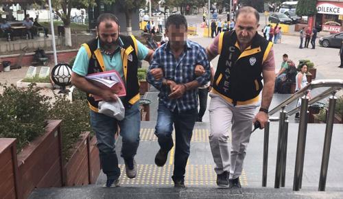 Bursa'da 8 aylık hamile eşini 5 bıçak darbesi ile öldürdü