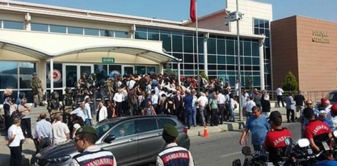 Cumhuriyet Gazetesi davasında ikinci duruşma