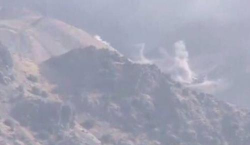 İran Erbil'in dağlık bölgelerini bombalamaya başladı!