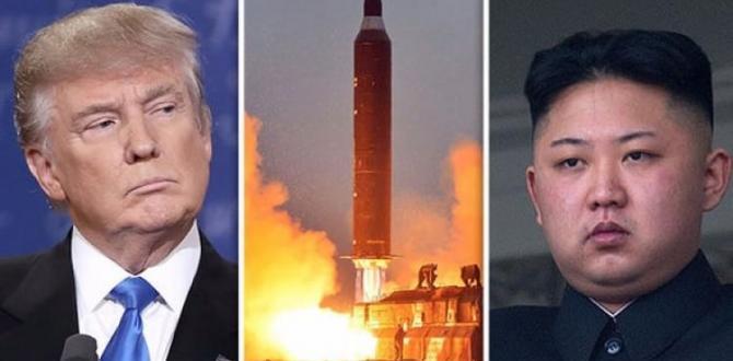 Kuzey Kore'den ABD'ye rest !