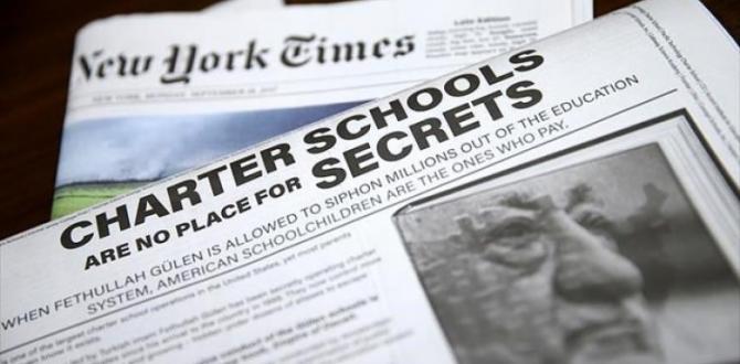 New York Times'a 'FETÖ' ilanı