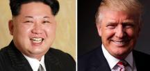 "Trump'tan Kuzey Kore liderine ""Rocket Man"""