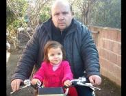 Baba ile küçük kızın acı sonu