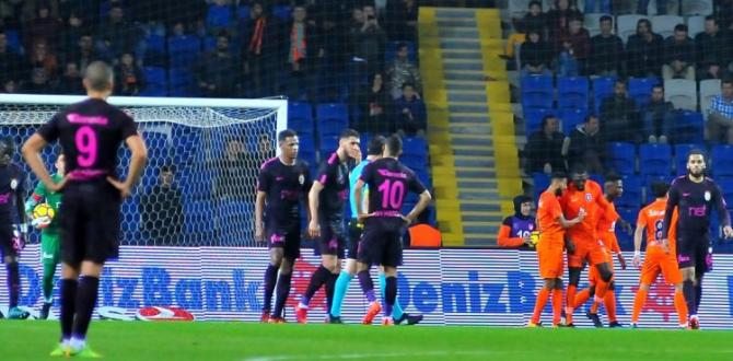 Galatasaray'ın Lanetlişehiri 5-1