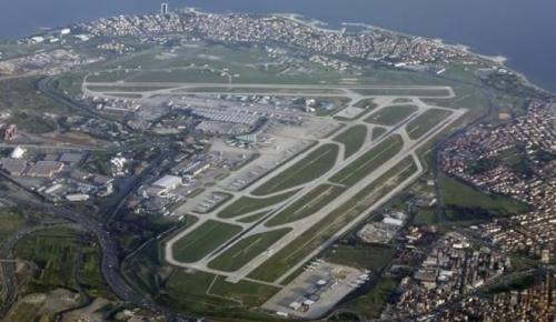 İstanbul semalarında kuş paniği