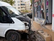 Öğrenci servisi kaza yaptı: Yaralılar var