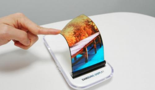 Samsung'un katlanabilir telefonu Galaxy X görüntülendi