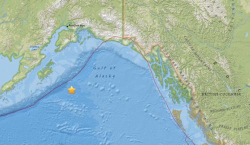 Alaska'da deprem 8.2 ! Tsunami uyarısı yapıldı