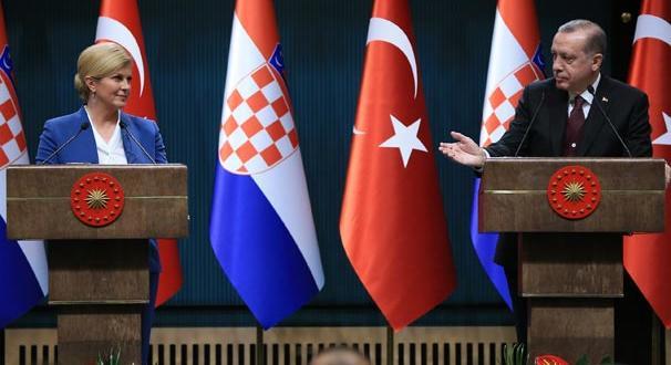 Cumhurbaşkanı Erdoğan: Balkanlarda FETÖ'nün kökü kazınacak!