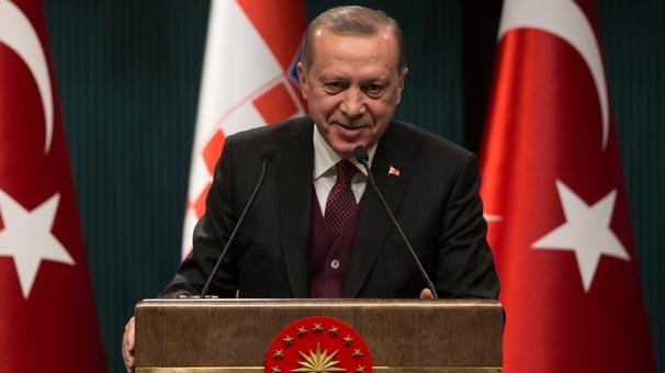 Cumhurbaşkanı Erdoğan'dan 'Vida' esprisi