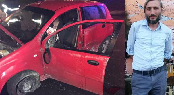 HDP Tekirdağ İl Başkanı trafik kazasında öldü