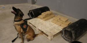 İran plakalı TIR'da 45 kilo eroin ele geçirildi