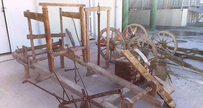 Kocaeli'nin ilk köy müzesine malzeme yağıyor