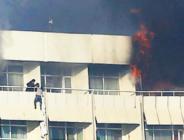 Otel baskını kanlı bitti: 20 ölü