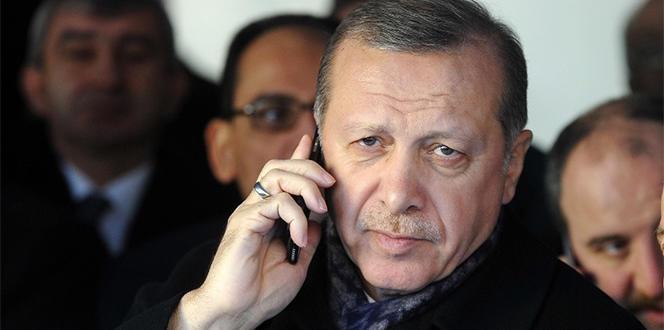 Tayyip Erdoğan'dan Münir Özkul'un ailesine taziye telefonu