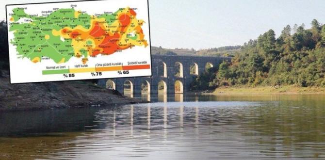 Tehlike haritası…44 yılın rekoru yaşanıyor!