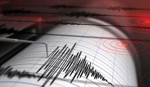 Ege Denizi'nde 4,4 büyüklüğünde deprem meydana geldi