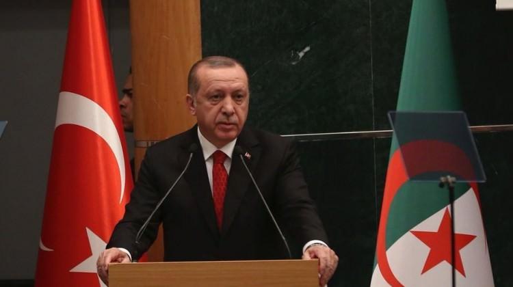 Erdoğan, dev anlaşmanın müjdesini verdi!
