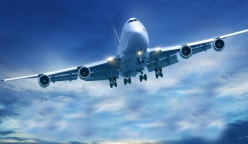 İran uçağının enkazı bulundu