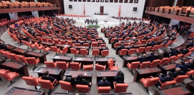 'Meclis'te stajyere taciz' iddiasına cevap geldi!