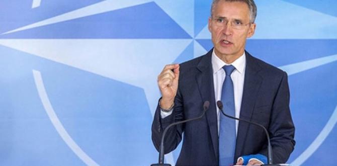 NATO'dan 'Afrin' açıklaması: Başka hiç bir ülke…