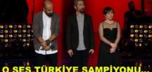 O Ses Türkiye'nin şampiyonu kim oldu?