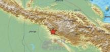 Papua Yeni Gine'de 7.5 büyüklüğünde deprem! Tsunami uyarısı yapıldı