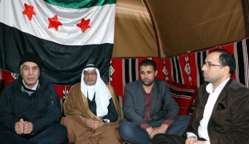 Suriyeli aşiretlerden Türkiye'ye çağrı