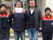 Temizlik işçilerinden Mehmetçik Vakfına bağış