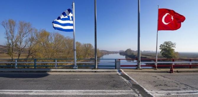 Yunanistan'dan Kardak Hamlesi