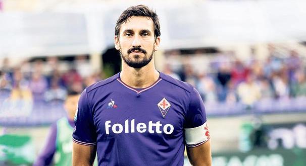 Fiorentina kaptanın yasını tutuyor