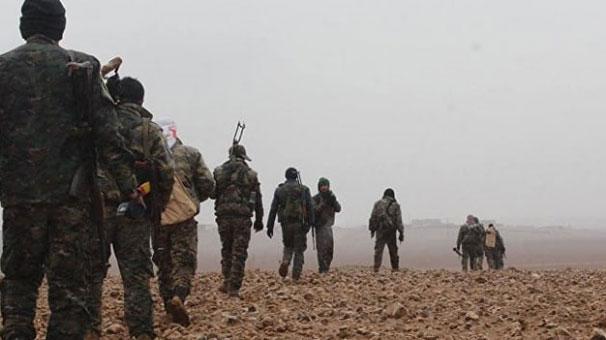 İyice sıkışan terör örgütü YPG aşiretlerin ileri gelenlerini rehin aldı