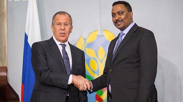 Rusya, Etiyopya'da nükleer araştırma merkezi açacak