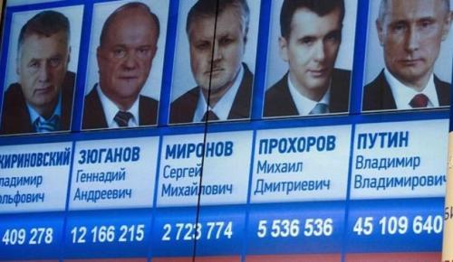 Rusya yarın sandık başına gidecek