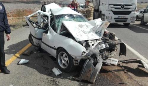 Şanlıurfa'da zincirleme kaza: Ölü ve yaralılar var