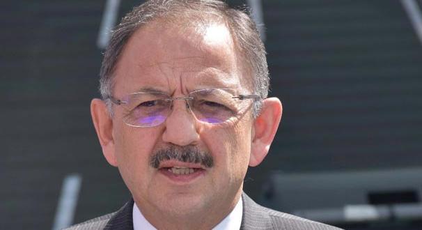Bakan Özhaseki: % 60 Civarında Oy