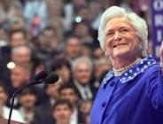 Barbara Bush paylaşımı ABD'yi karıştırdı