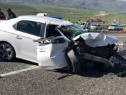 Elazığ'da trafik kazası! Ölü ve yaralı var…